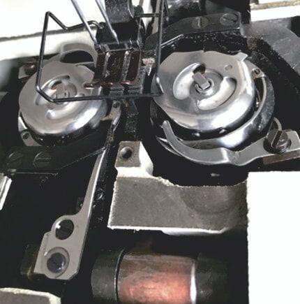 MAQI LS8750EZN-D4 Новая система обрезки нитки